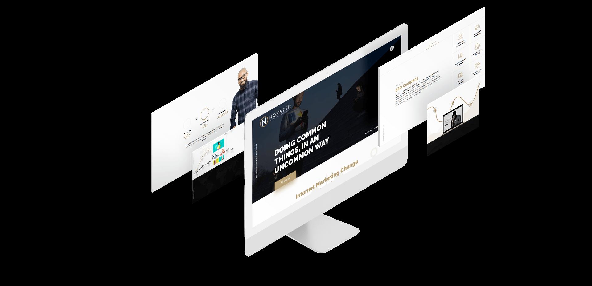 web design services in USA