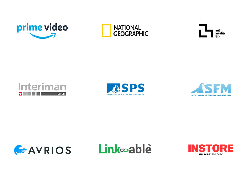 Web Design Service clients